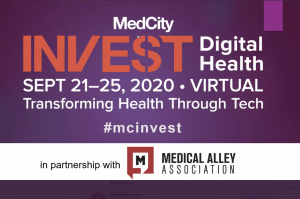 MedCity INVEST Title Screen
